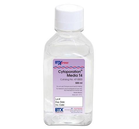BTXpress Cytoporation Low Conductivity Medium T4