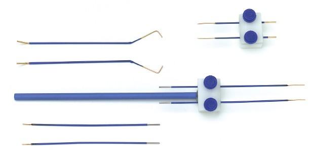 Genetrodes Electrodes Straight or L-Shaped