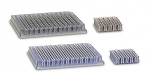 High Throughput Electroporation Plates